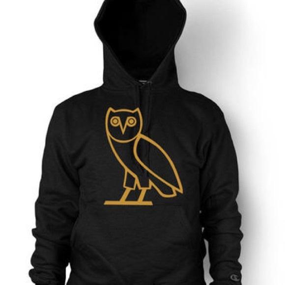 Men\u2019s Swagger Sweatshirt Owl Drake Hoodie